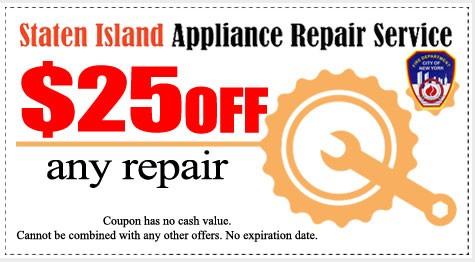 appliance repair 20$ OFF