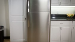 aluminum fridge repair