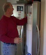 GE fridge repair